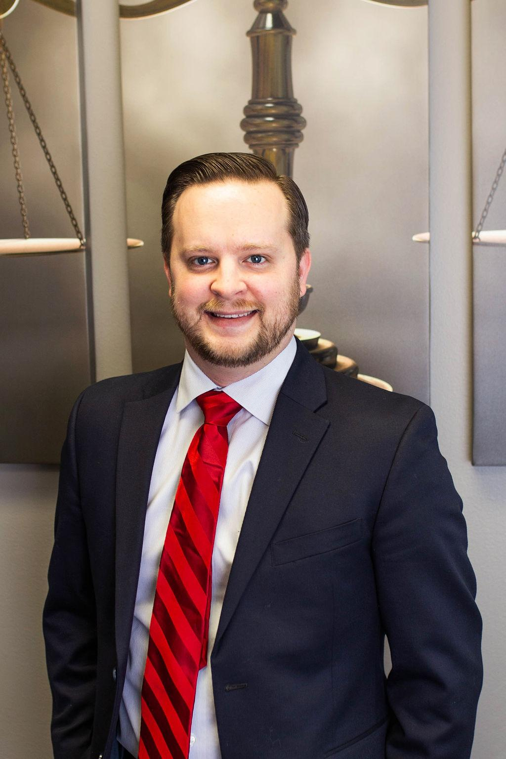 Scott Hively - Associate Attorney